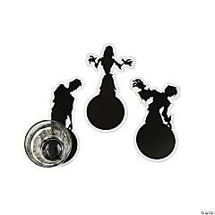 Zombie Shadow Coasters