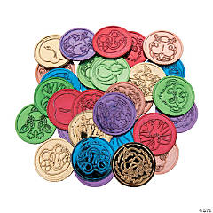 Zoo Animal Coins