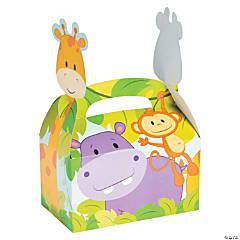 Zoo Animal Treat Boxes
