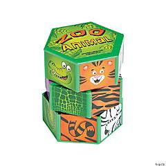 Zoo Animal Twisty Puzzles