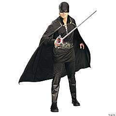 Zorro Adult Costume For Men