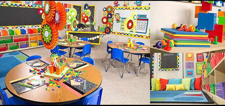 Classroom Decor Resources ~ Schoolgirl style oriental trading