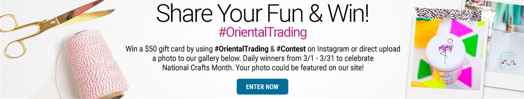 Share Your Fun and Win!
