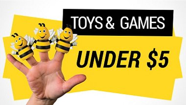 Toys Under Five
