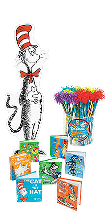 Oh Me, Oh My, So Many Dr. Seuss Supplies!