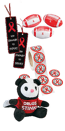 stock up on red ribbon week supplies shop now summer reading - Halloween Props Clearance