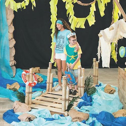 Island VBS Décor Ideas - Must-See DIY décor ideas!