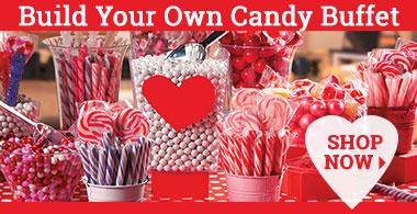 Candy Buffet Banner