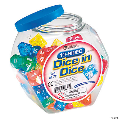 10-Sided Dice in Dice