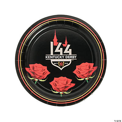 144<sup>th</sup> Kentucky Derby<sup>®</sup> Dinner Plates