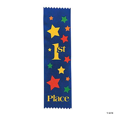 1st Place Blue Ribbon Awards