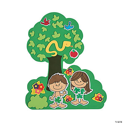Adam & Eve Craft Kit