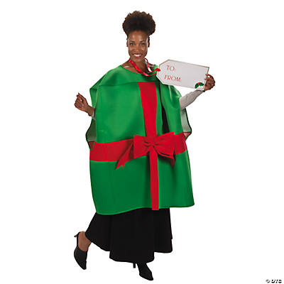 Adult Christmas Present Costume