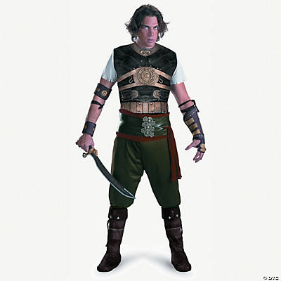 Adult Prince Of Persia Deluxe Dastan Costume