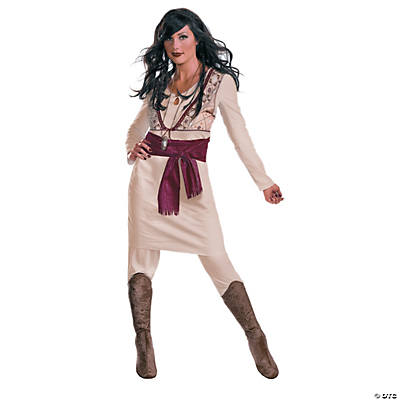 Adult Prince of Persia Deluxe Tamina Costume
