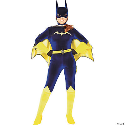 Adult Woman's Gotham Batgirl Costume