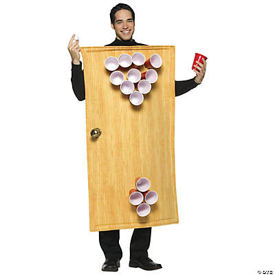 Adult's Beer Pong Costume