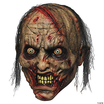 Adult's Biter Zombie Mask