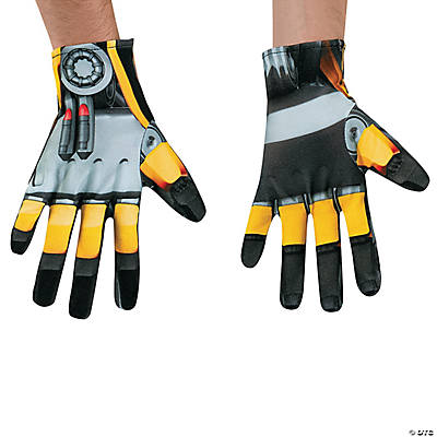Adult's Bumblebee Gloves