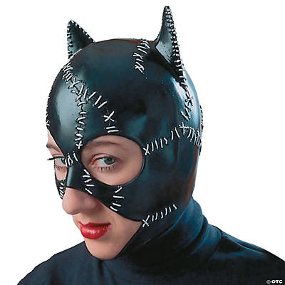 adults catwoman mask