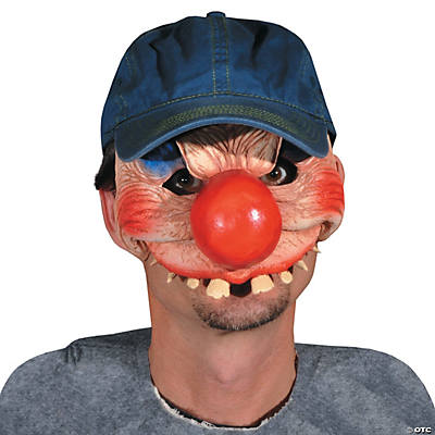 Adult's Clowning Around Mask