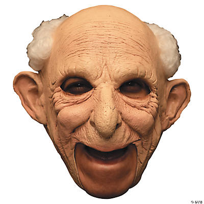 Adult's Deluxe Chinless Gus Mask