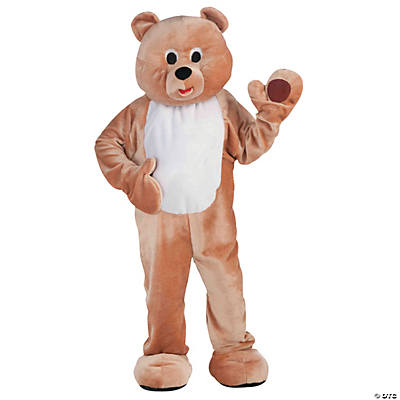 Adult's Honey Bear Mascot Costume