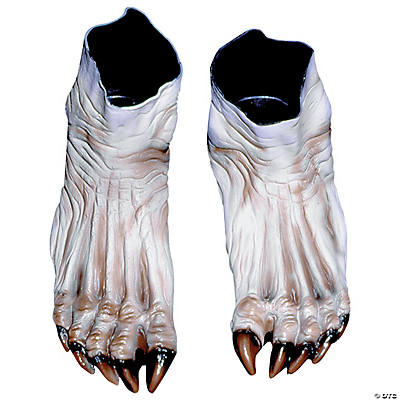 Adult's Monster Feet Flesh
