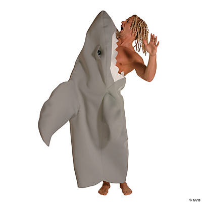 Adult's New Style Shark Attack Costume
