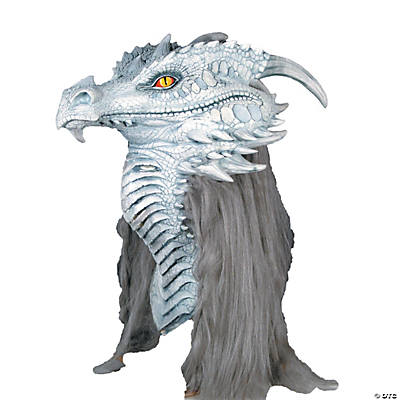 Adult's Premiere Ancient Dragon Mask
