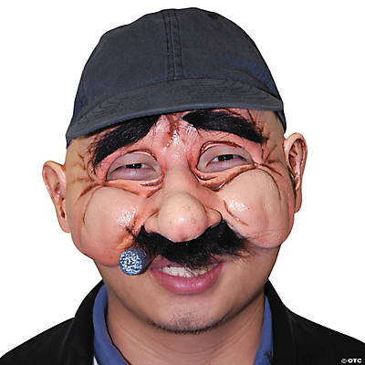 Adult's Stan the Man Mask