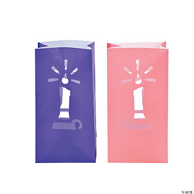 Advent Luminary Bags