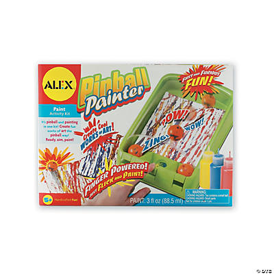 Alex Toys Pin Ball Painter