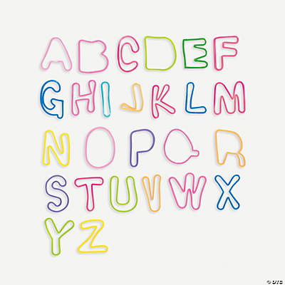 Alphabet Fun Bands
