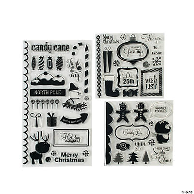 American Crafts™ Holiday Stamp Collection