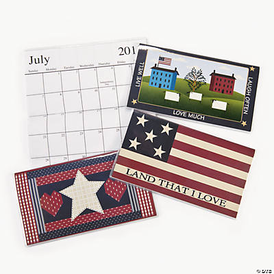 2012 - 2013 Americana Pocket Planners
