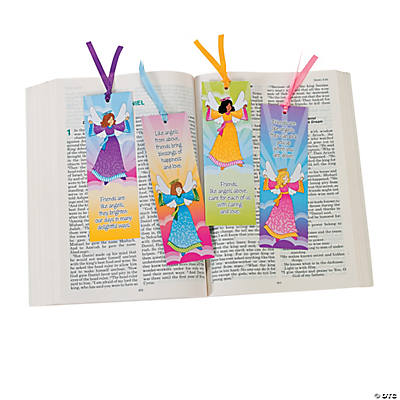 Angels & Friends Bookmarks