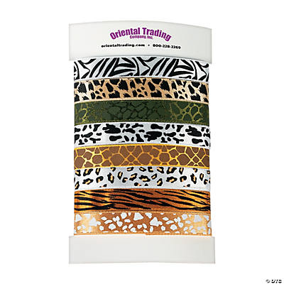 Animal Print Ribbons
