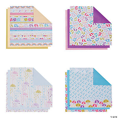 April Showers Paper Kit