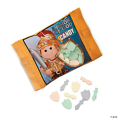 """Armor of God"" Candy Fun Packs"