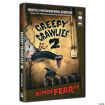 AtmosFEARfx Creepy Crawlies 2