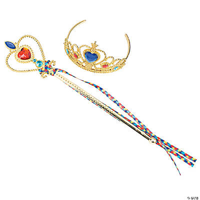 Autism Princess Tiara & Wand Set