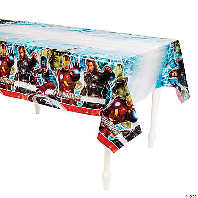 Avengers Tablecloth