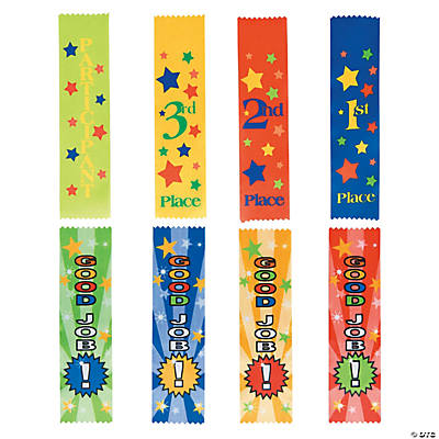 Award Ribbon Assortment