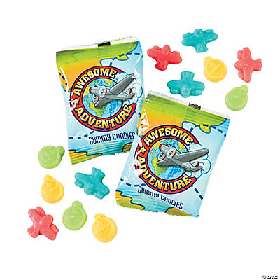 Awesome Adventure Gummy Fun Packs