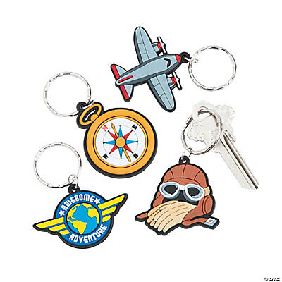 Awesome Adventure Key Chains