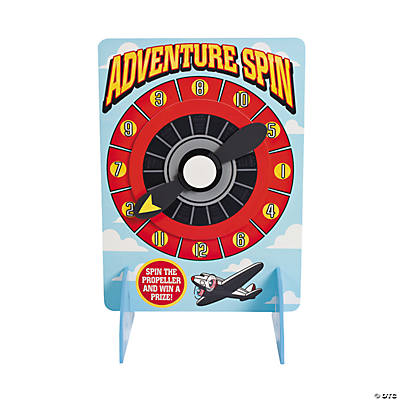 Awesome Adventure Spinner Game