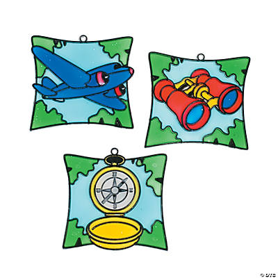 Awesome Adventure Suncatchers