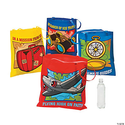 Awesome Adventure Totes