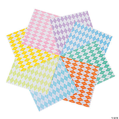 Awesome Argyle Paper - Pastels